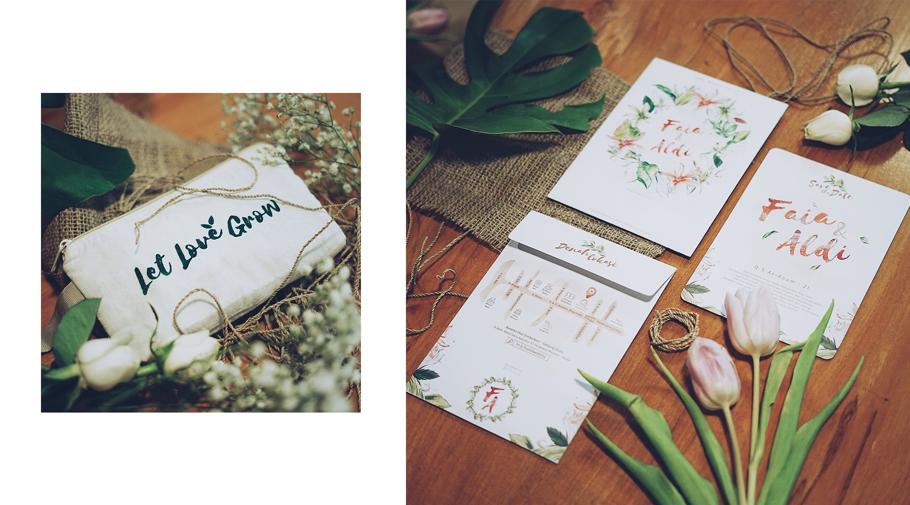 Let FOYYA Illustrate Your Big Day Moselo