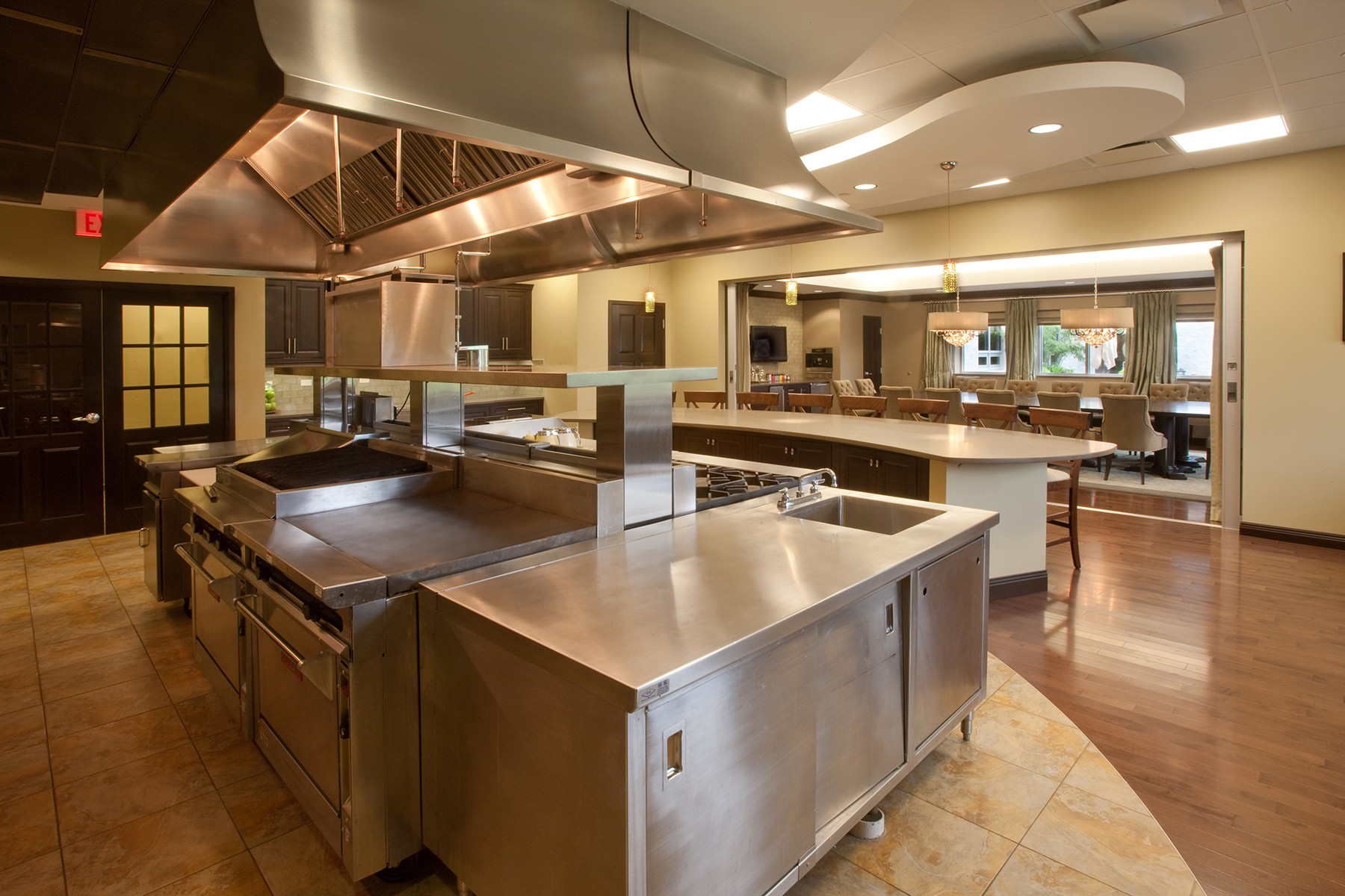 Design Your Commercial Kitchens. You have to carefully plan your