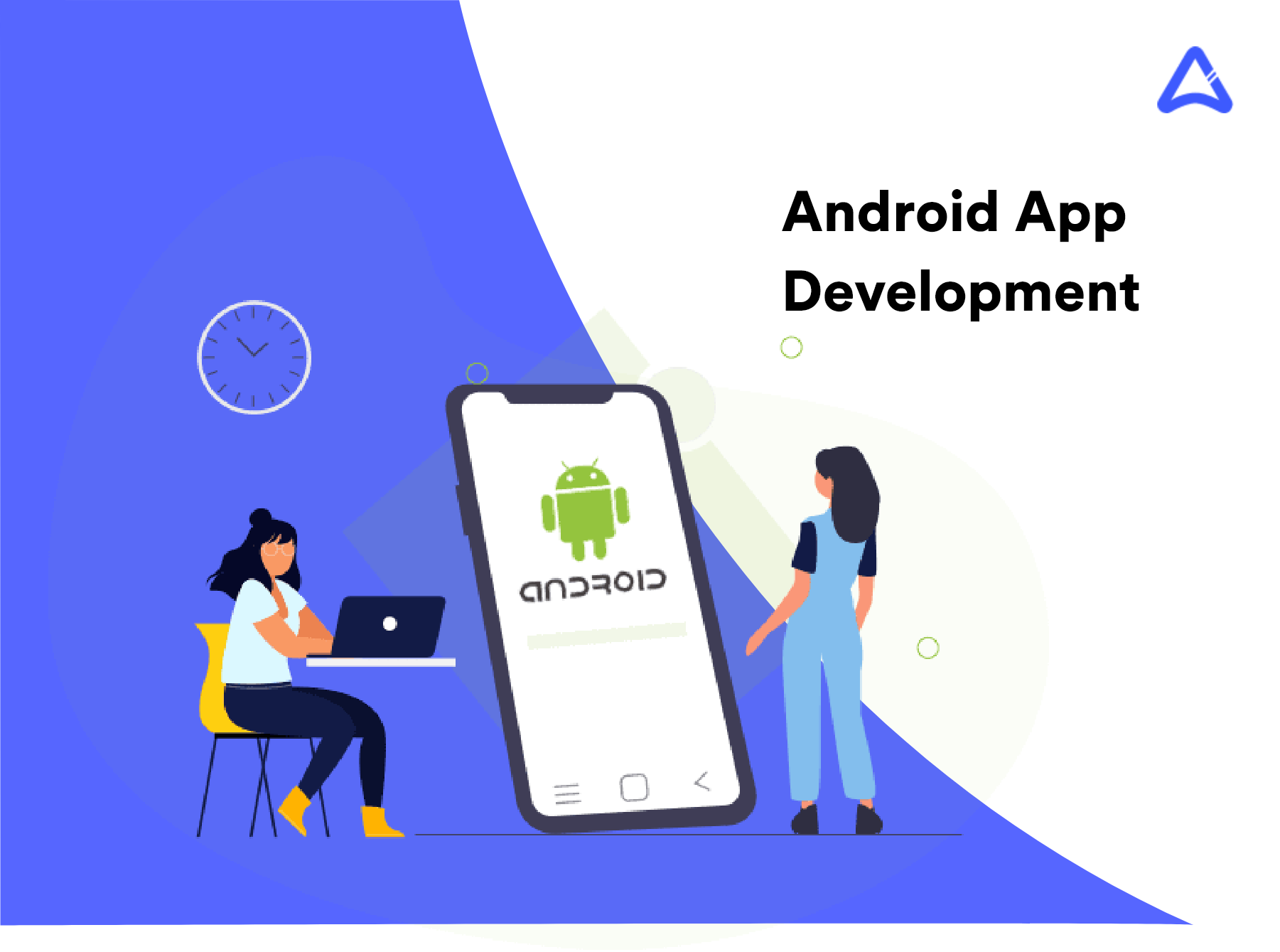 Android application development services