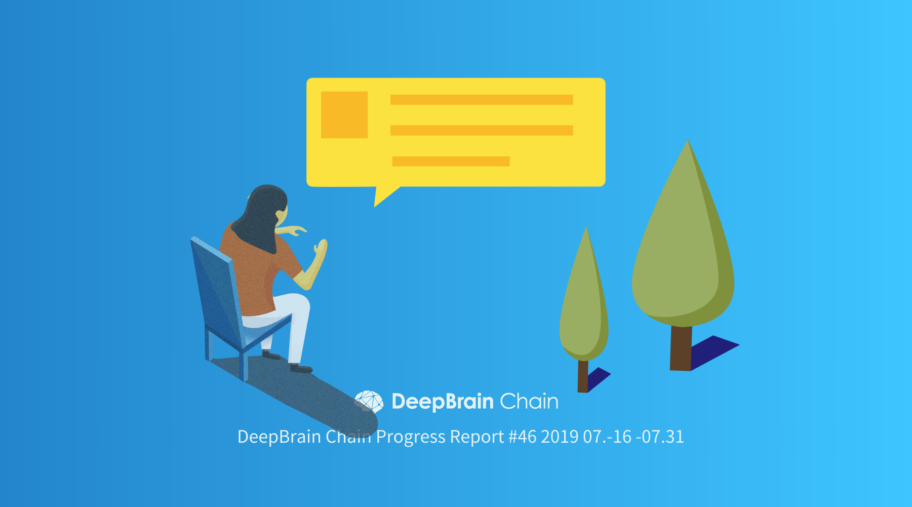 DeepBrain Chain Progress Report #46 - DeepBrain Chain - Medium