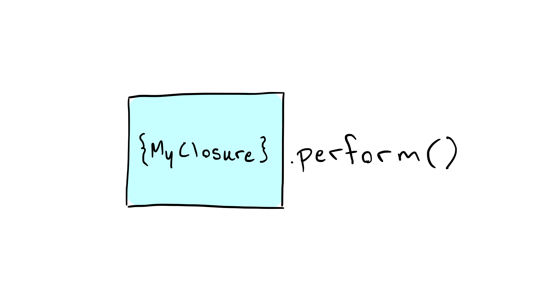 Understanding Swift Closures. What are closures and how do they… | by 🔅  Jimmy M Andersson 🔅 | The Startup | Medium
