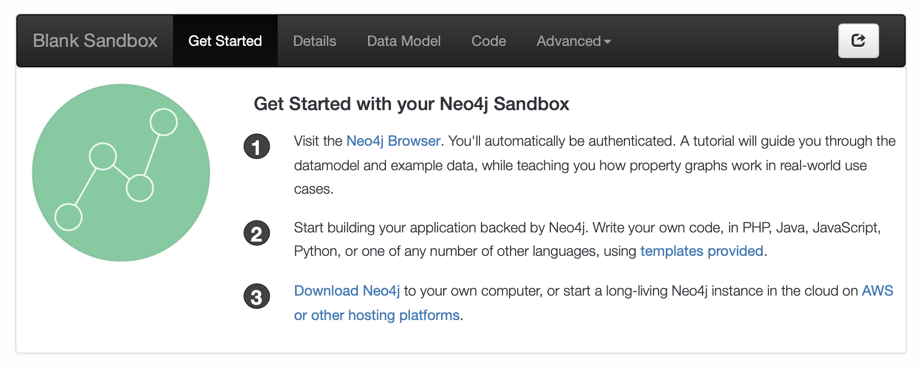 How to use cloud storage to securely load data into Neo4j