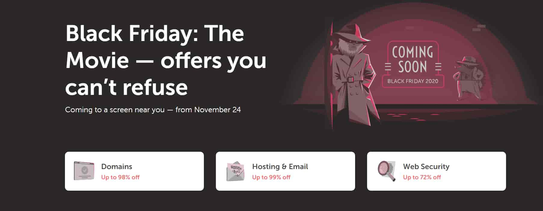 Namecheap Black Friday Deals 2020 Offer Grab 99 Off By Rishabhprajapati Nov 2020 Medium