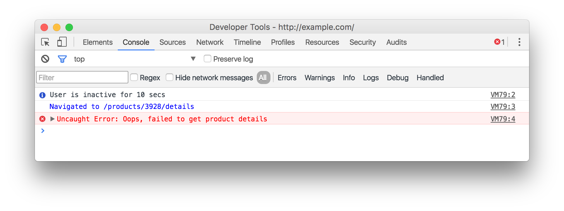 Asserting console logs in Protractor tests - Frontend Weekly