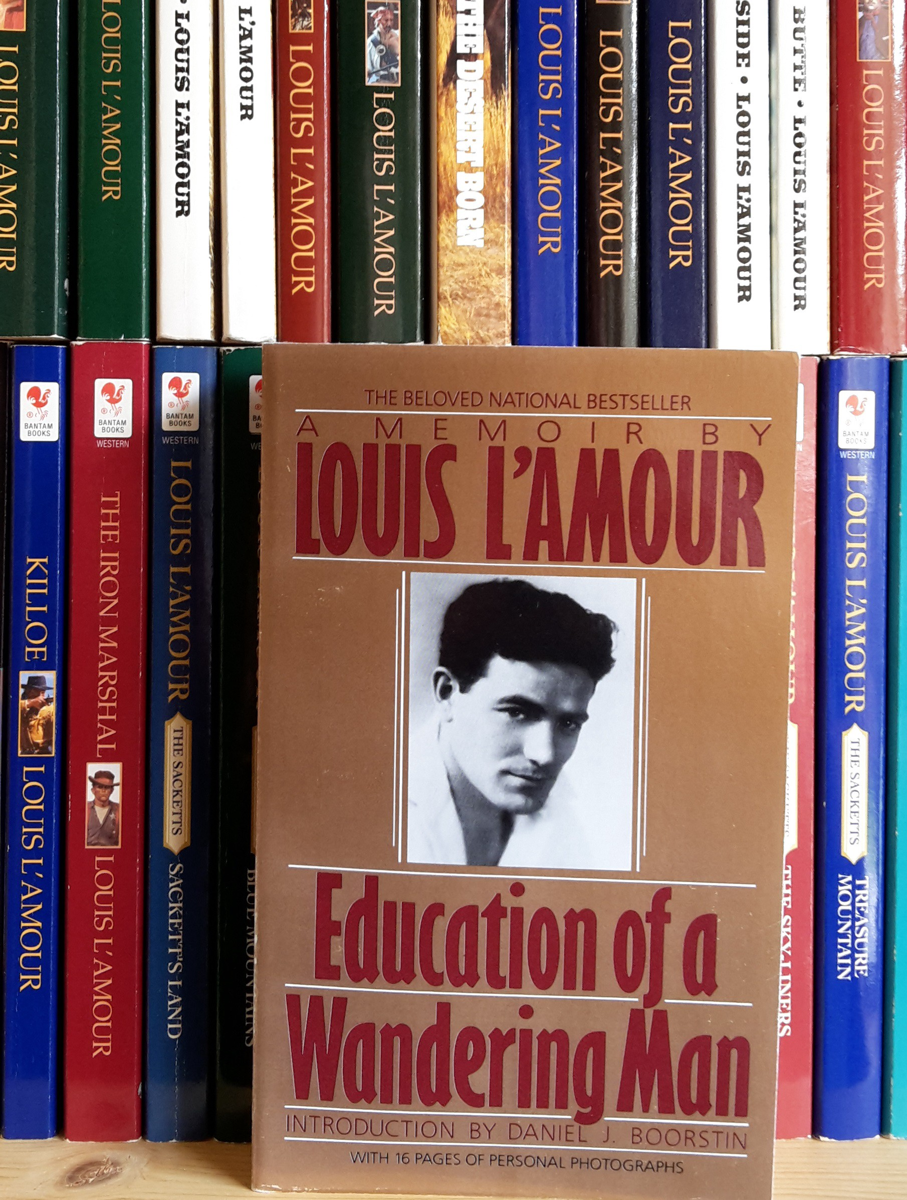10 Lessons Writers Can Learn From Louis L'Amour | by Ryan Mizzen | The  Writing Cooperative