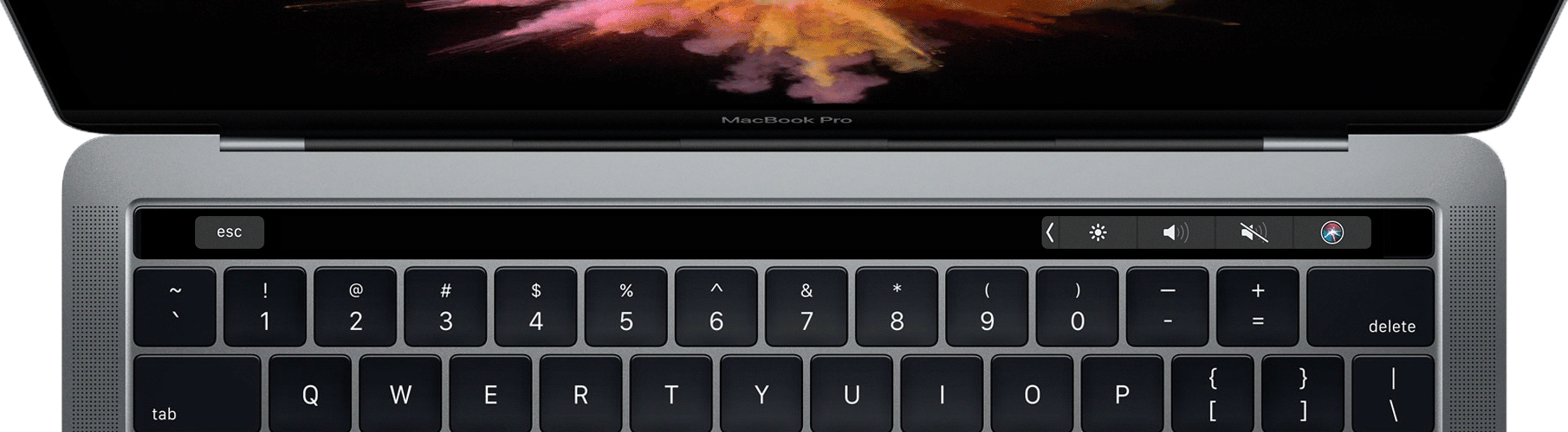 Quick tip: Make the Touch Bar way more usable and less