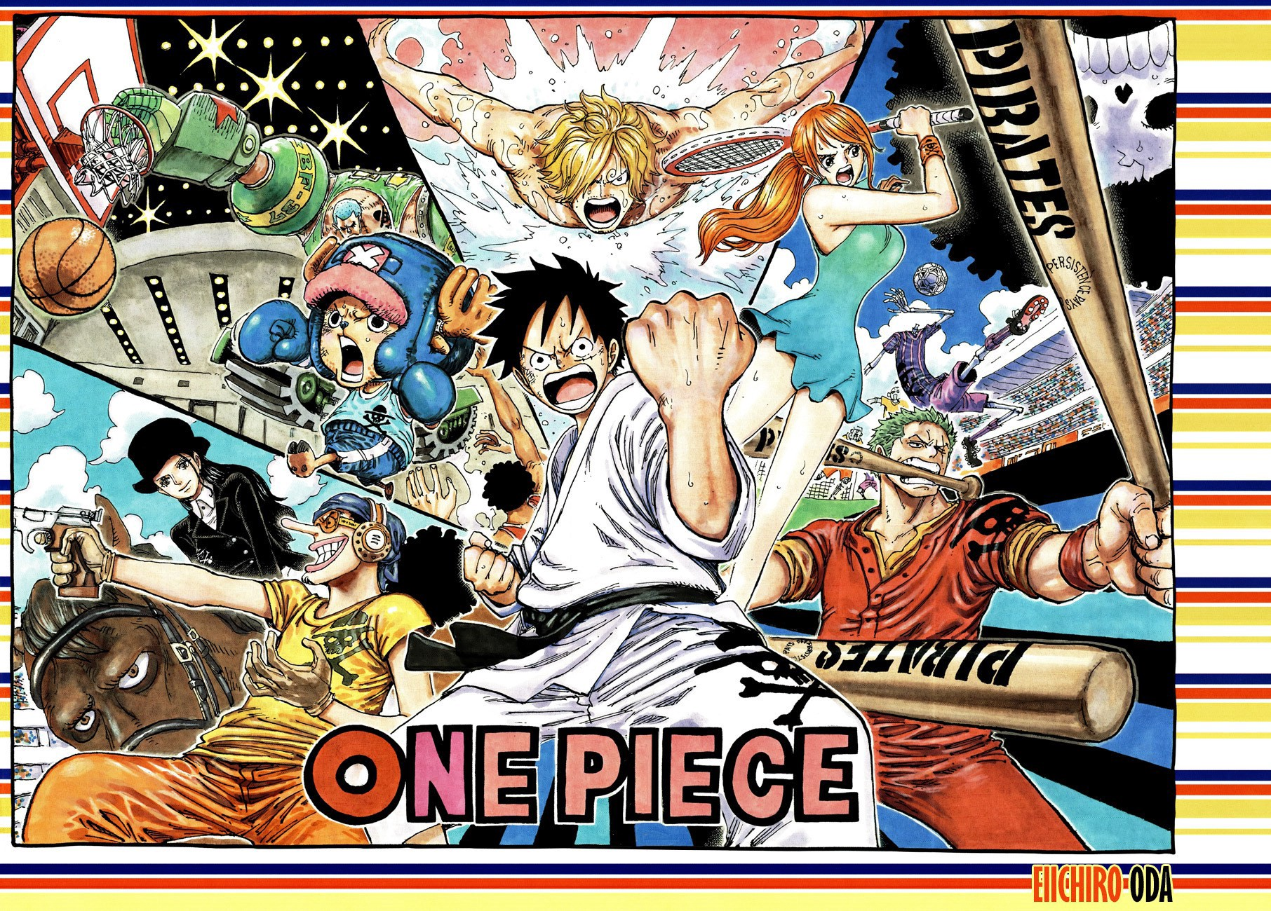 One Piece Story Arcs: How Much Of The Story Is Left?