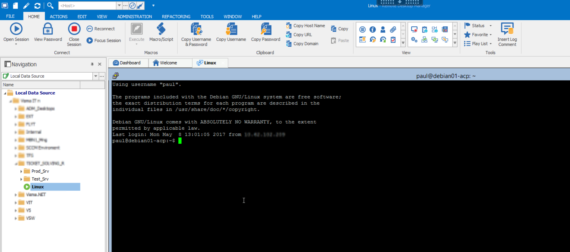 Remote Desktop Manager — A SysAdmin Review  - The SysAdmin