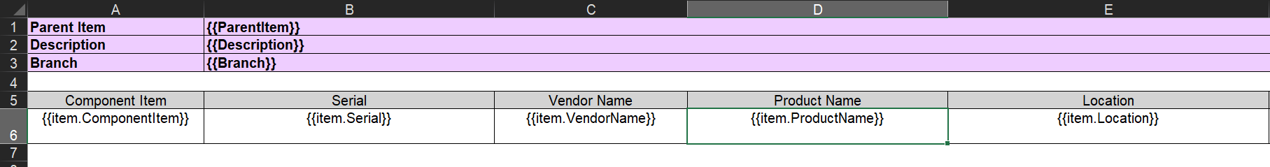 Manipulate excel data (Import / Export) using  Net Core