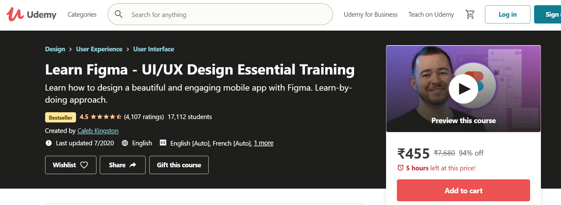 These Are The 5 Best Ui Ux Design Courses Available Online Techparams By Techparams Aug 2020 Medium
