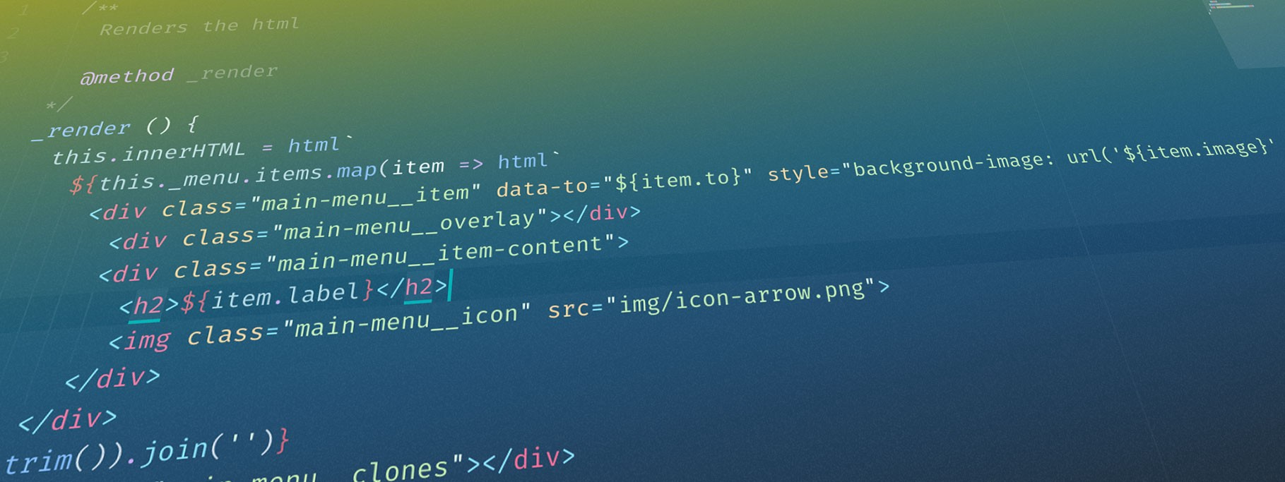 Frameworkless JavaScript: Template Literals — the best thing since