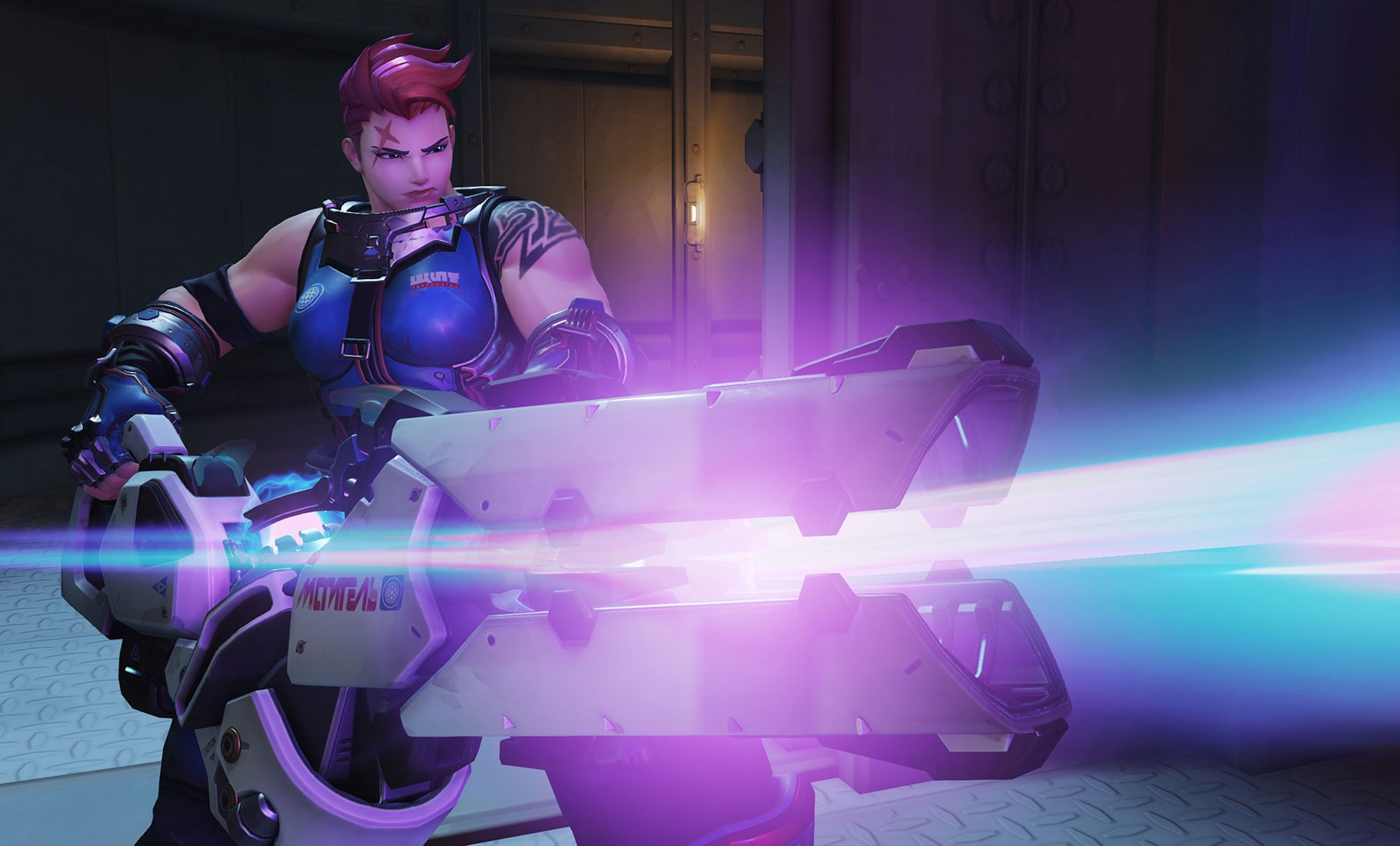 Aleksandra Overwatch overwatch: new zarya and sombra comic to release this week
