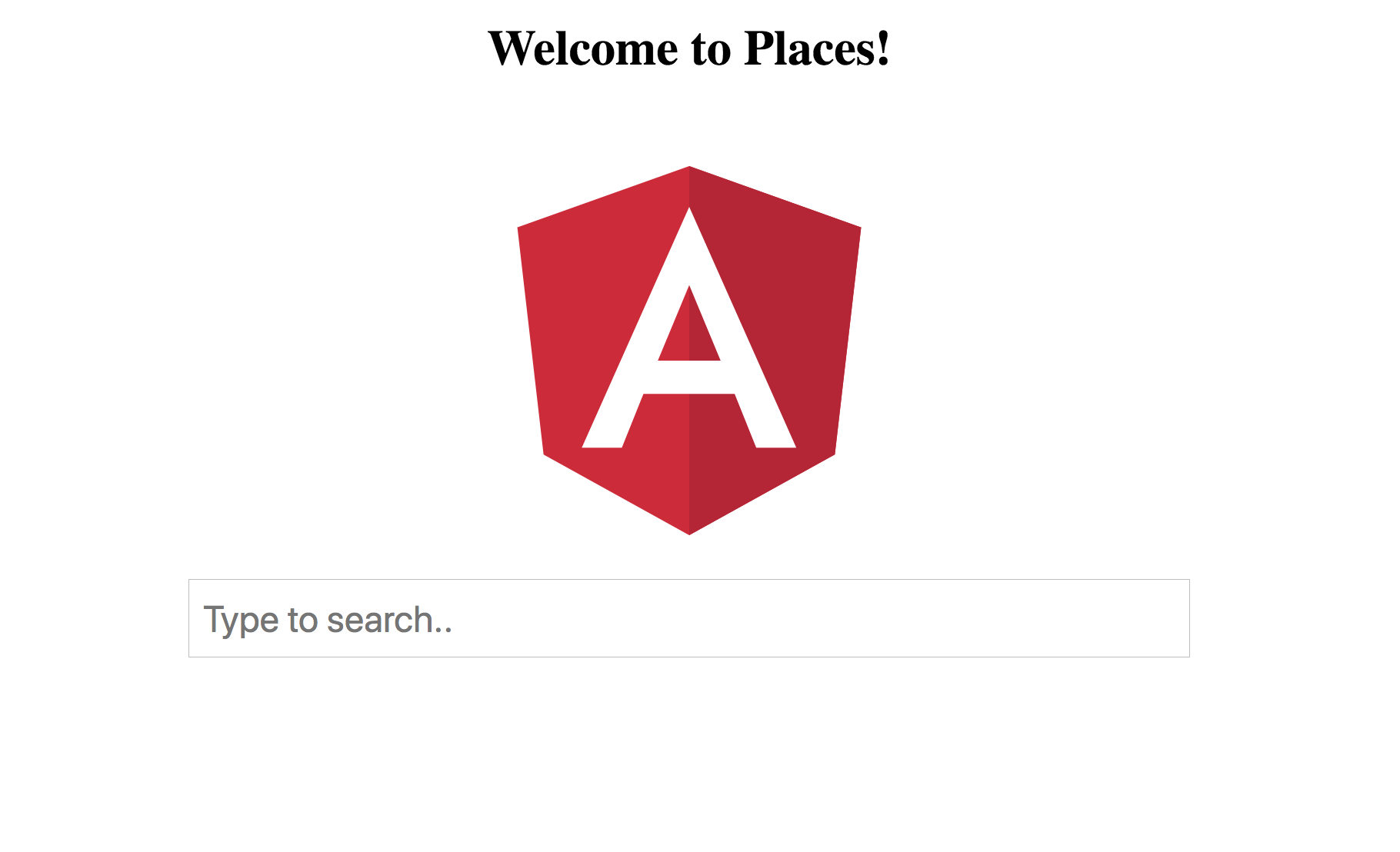 Custom directives in Angular 6 — building a Google places