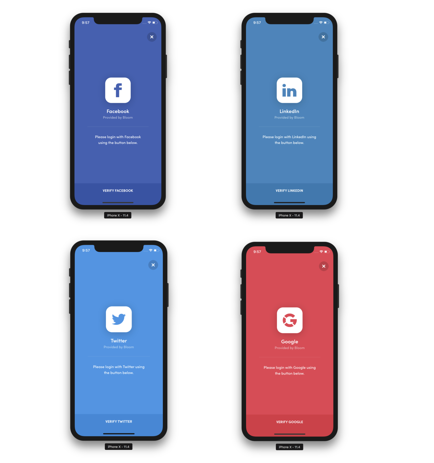 Bloom iOS App Launches — Protecting Your Data with