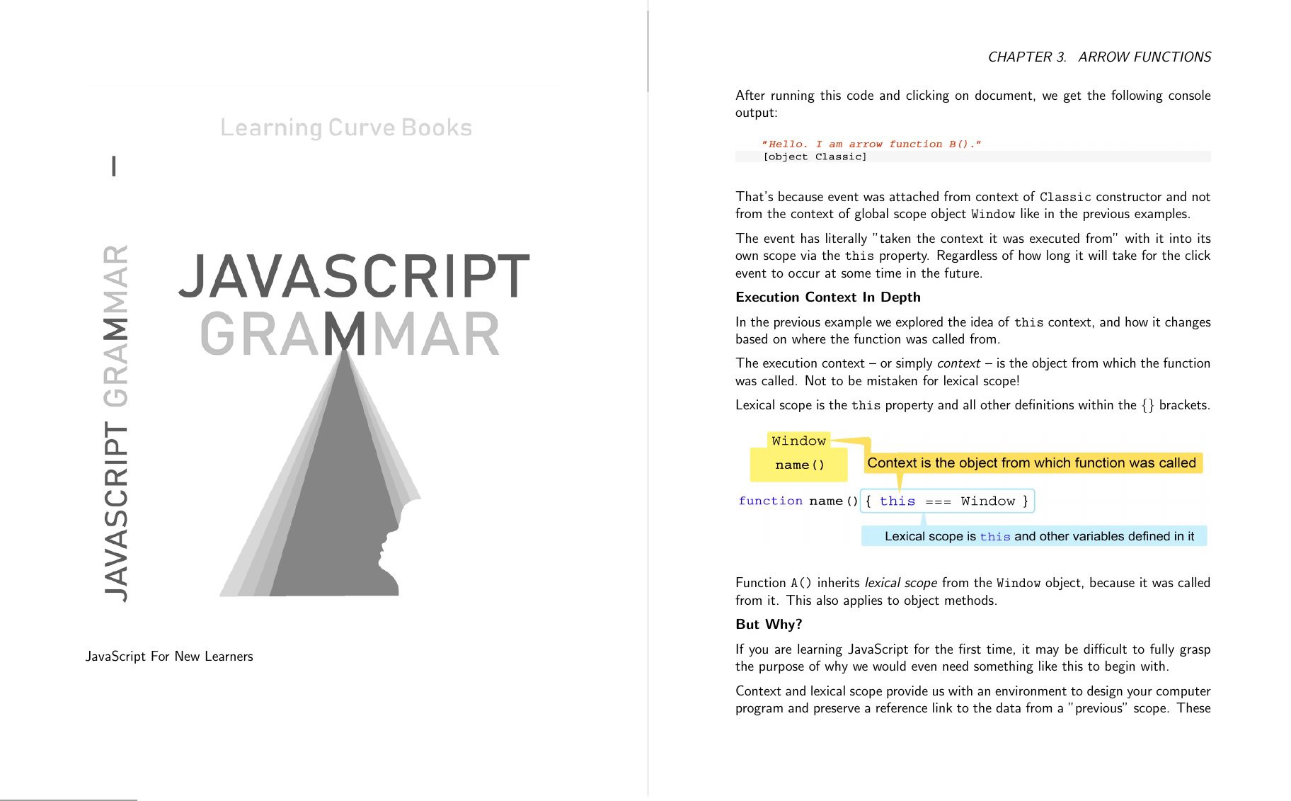 Get JavaScript Grammar for free  - JavaScript Teacher - Medium