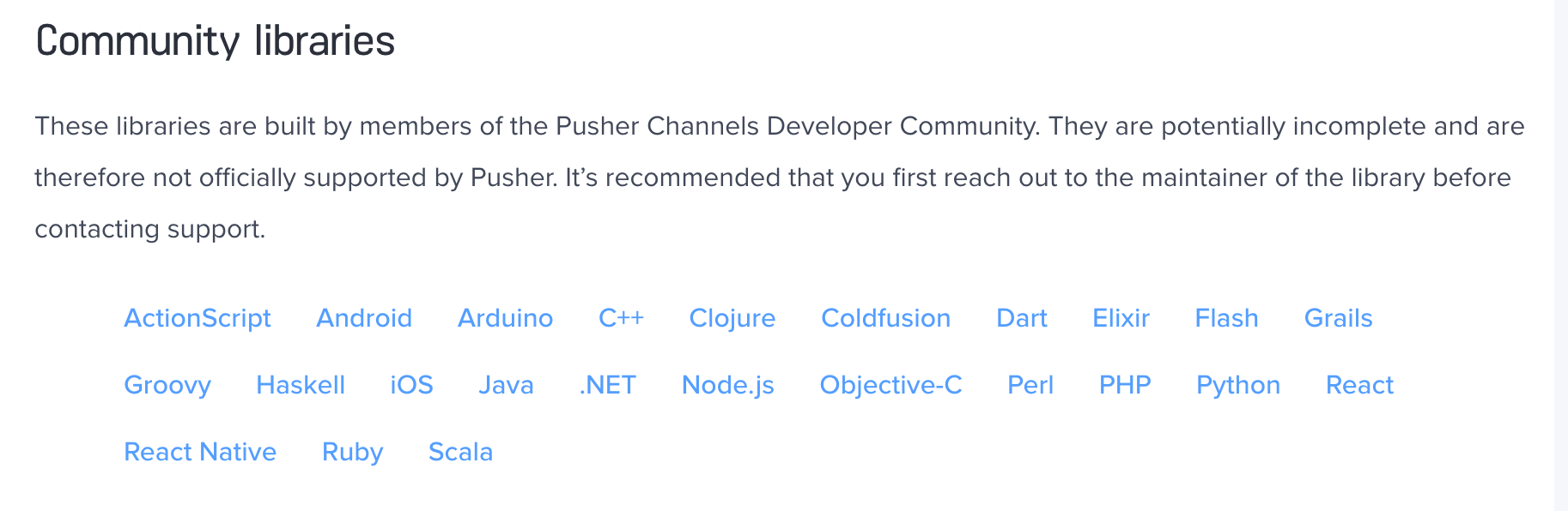 Should our developer experience (DX) be build on top of API
