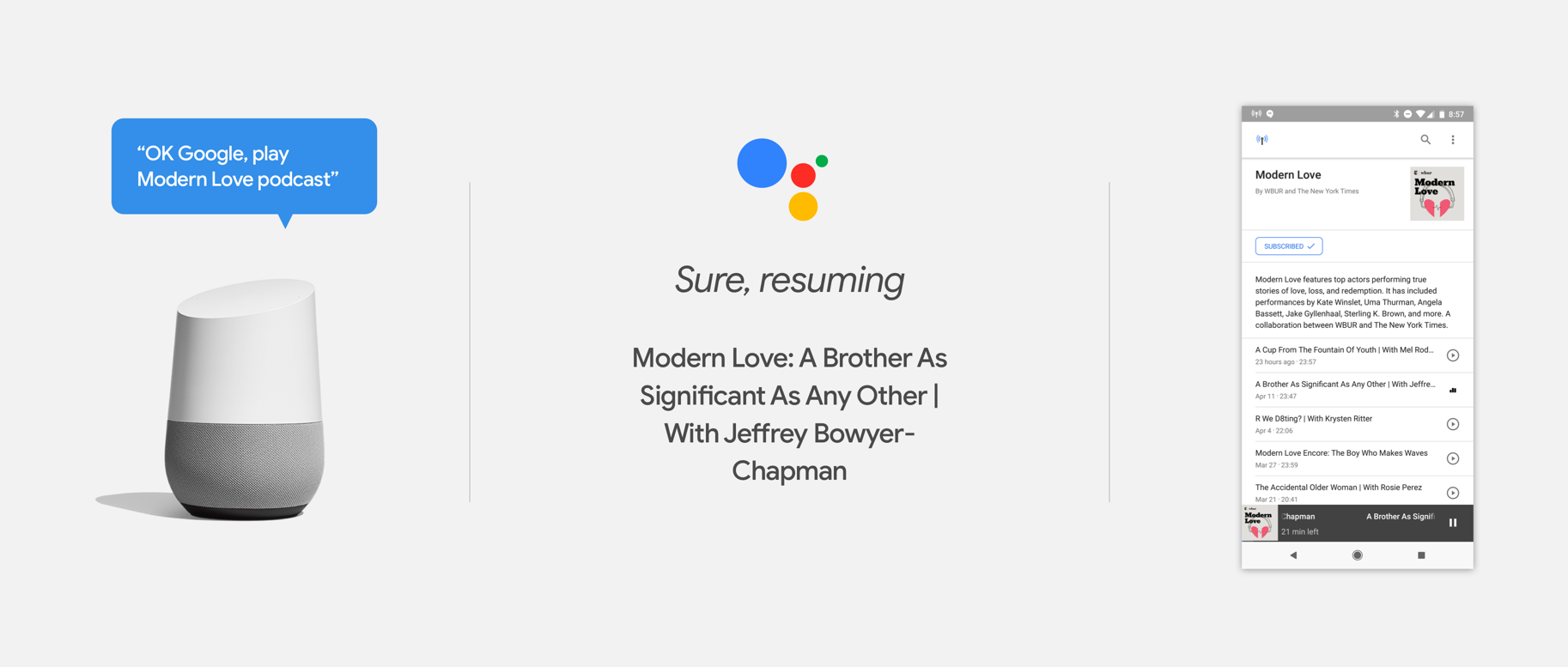 Exclusive: Inside The New Google Podcasts Strategy That