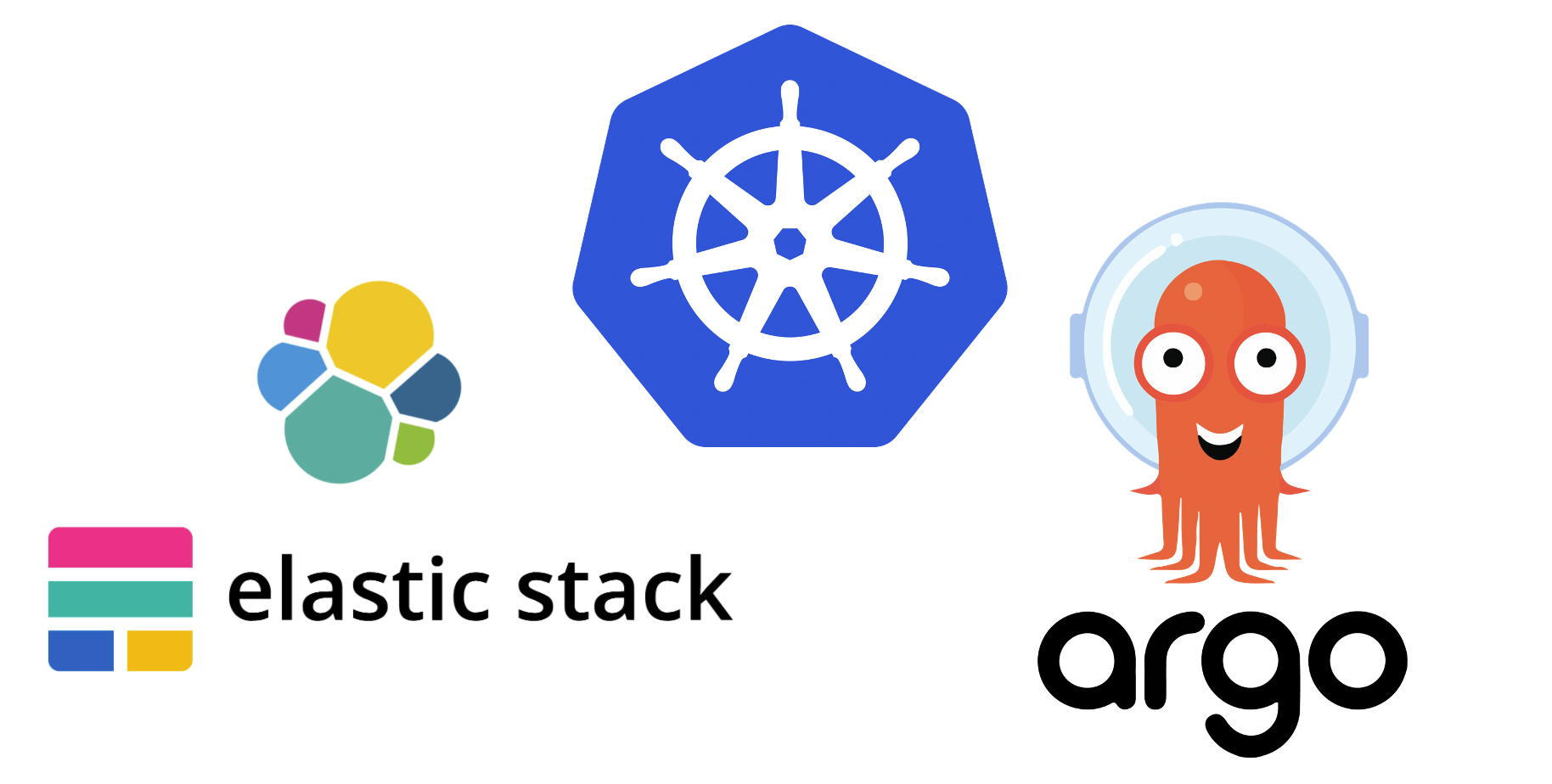 elastic stack and argo cd