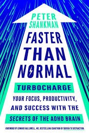 Faster Than Normal, Peter Shankman