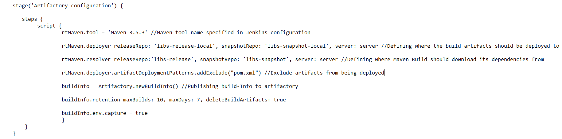 CI/CD using Jenkins Pipeline as code - anusha sharma - Medium