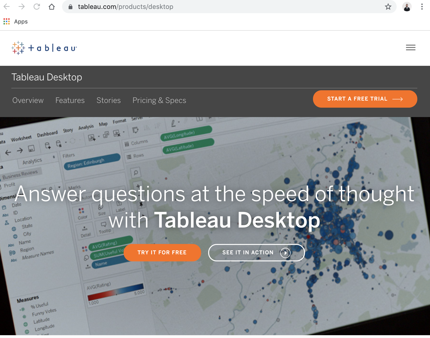 Getting Started with Tableau - Gregory DeSantis - Medium
