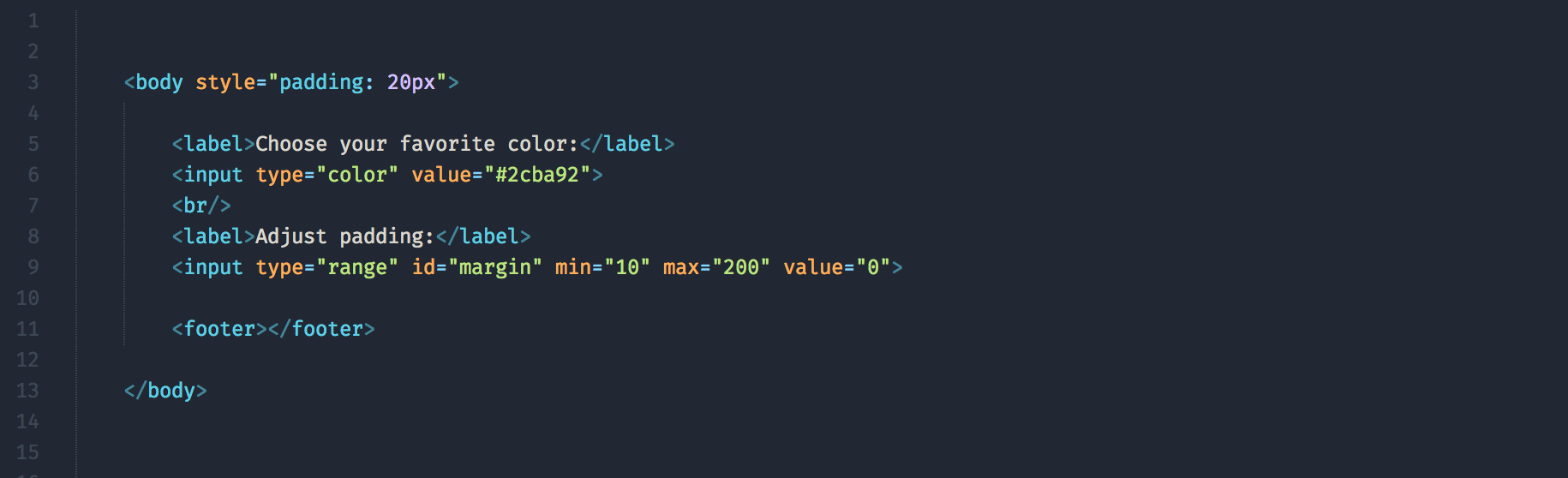 Accessing and modifying CSS variables with Javascript