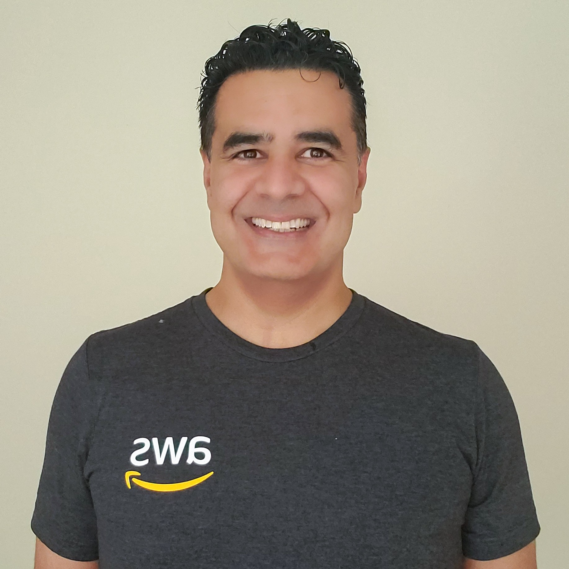 I joined Amazon Web Services and I grin like an idiot…