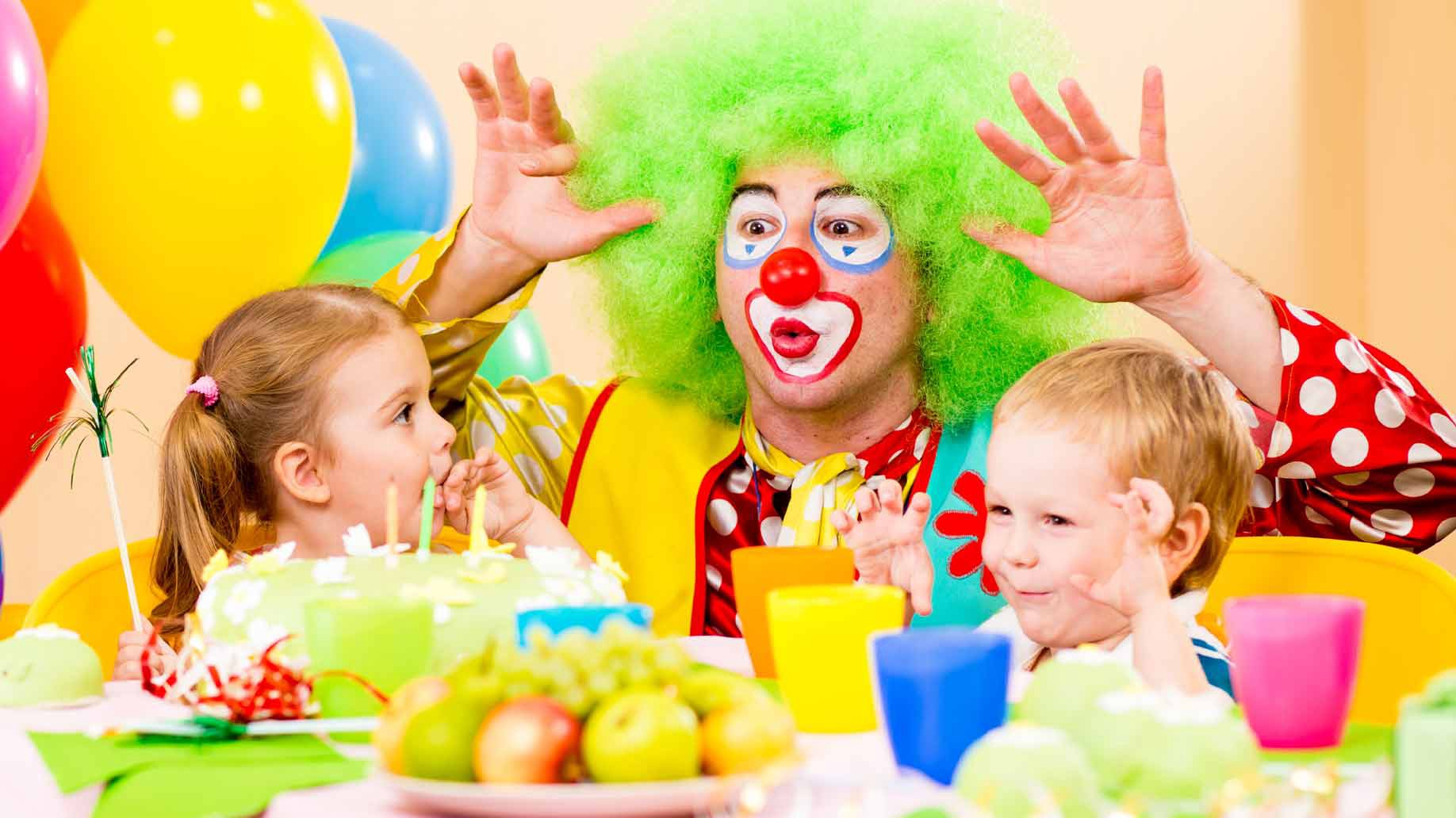 Kids Party Entertainment - The Wow Factory - Medium