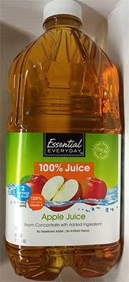 Apple Juice is Glorified Sugar Water - Zach Newman - Medium
