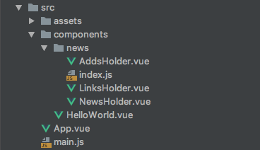 Vue js Single File Components. Vue CLI. And example of how to build  reusable components | by Abdulla Emchiyev | Vue.js Developers | Medium