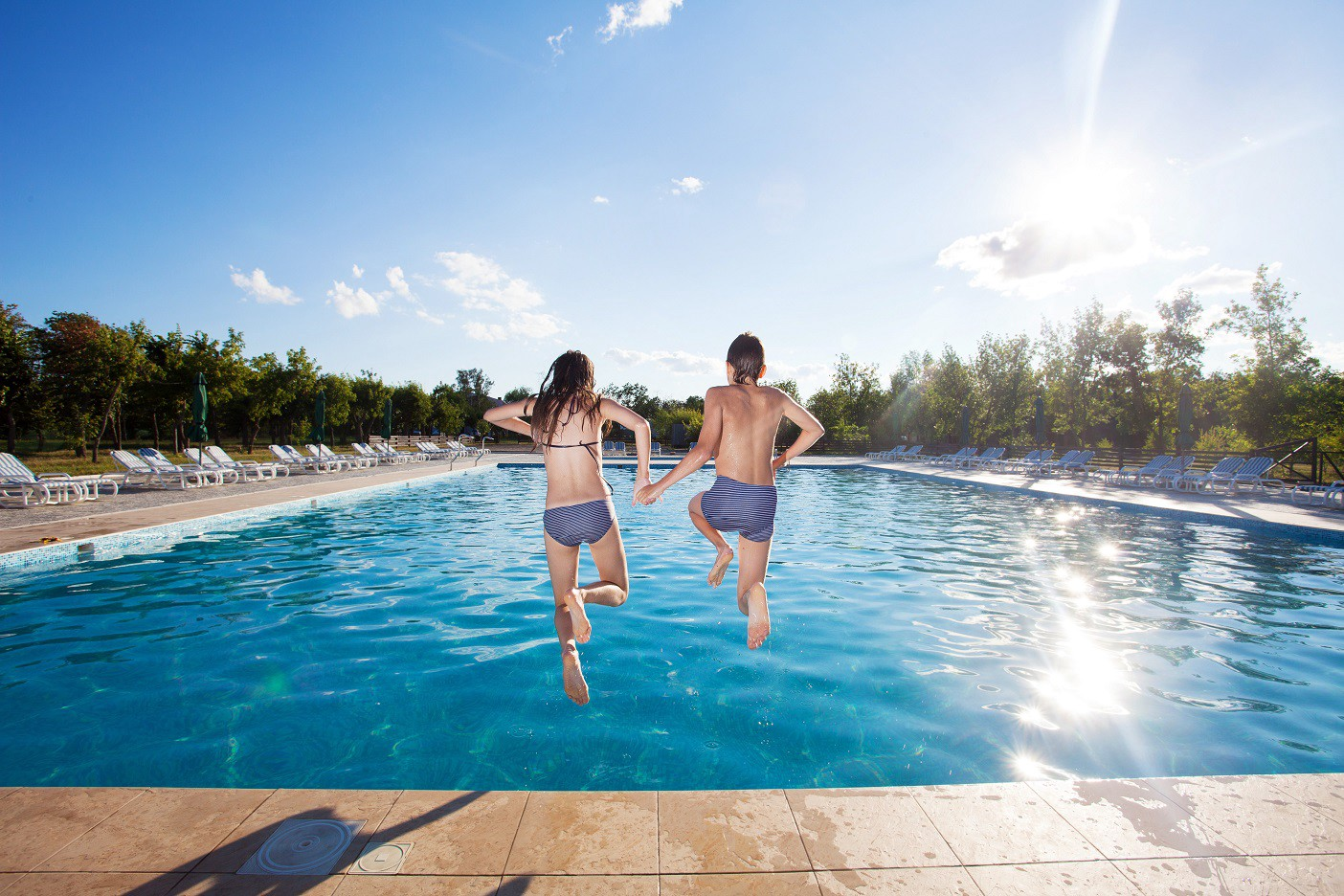 Sanitized Pool/Spa Water Makes Everyone Happy - Taylor ...