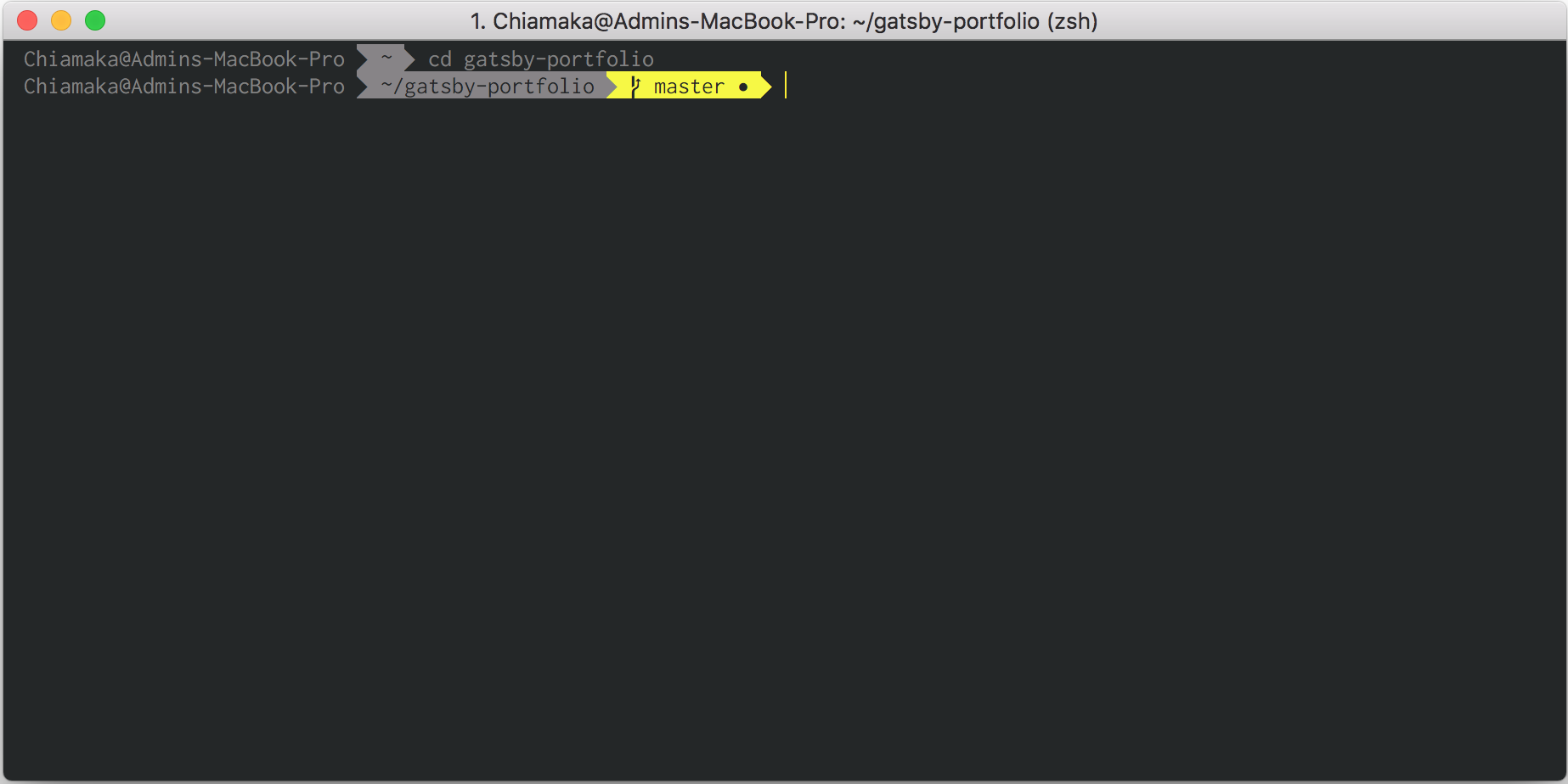 How to Configure your macOs Terminal with Zsh like a Pro