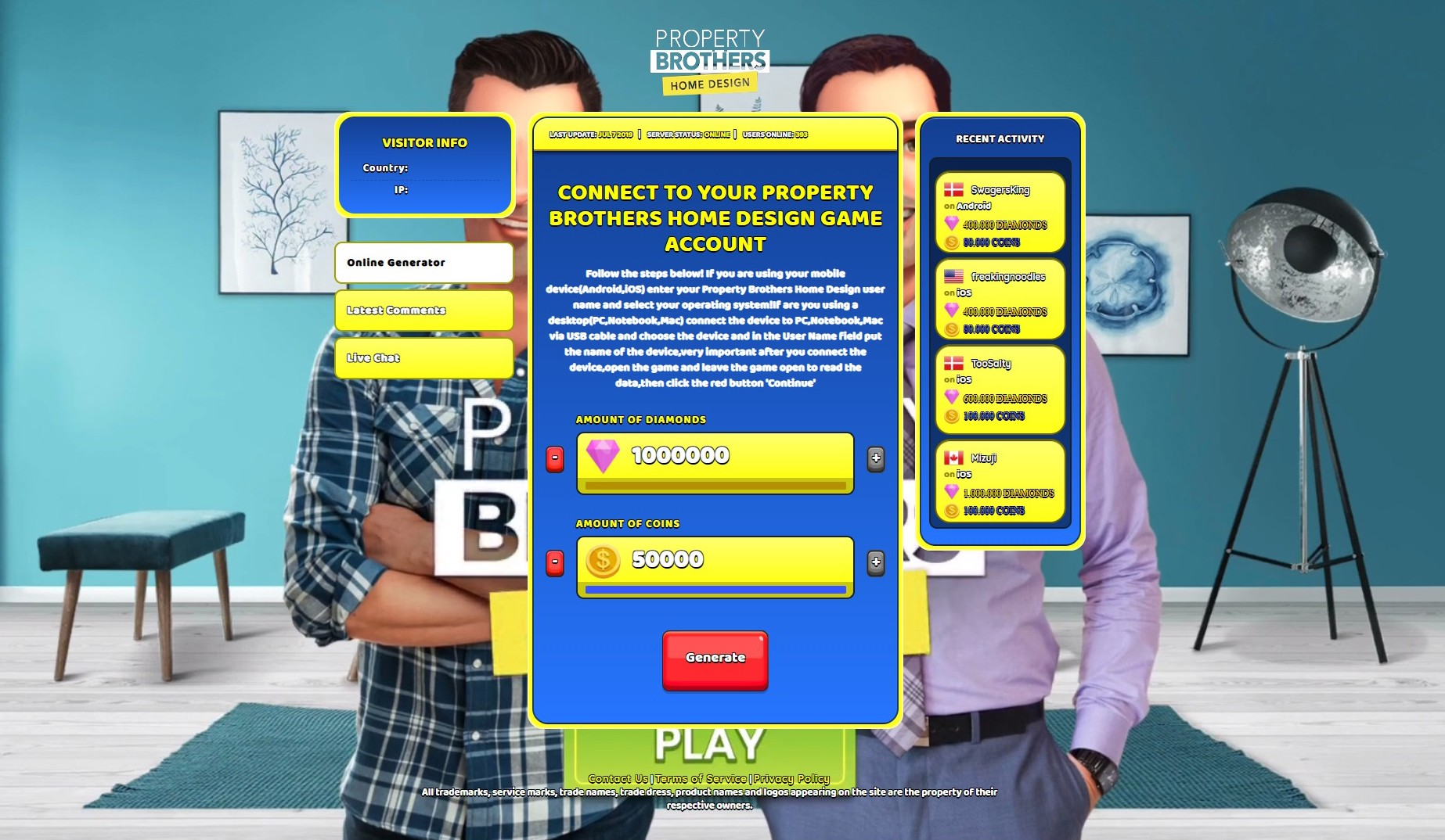 Property Brothers Home Design Cheats Guide Tricks For Gems Hack