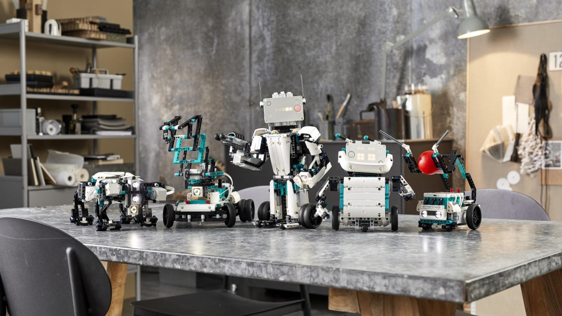 It Took 7 Years But Lego Finally Has A New Mindstorms Kit By Pcmag Pc Magazine Medium