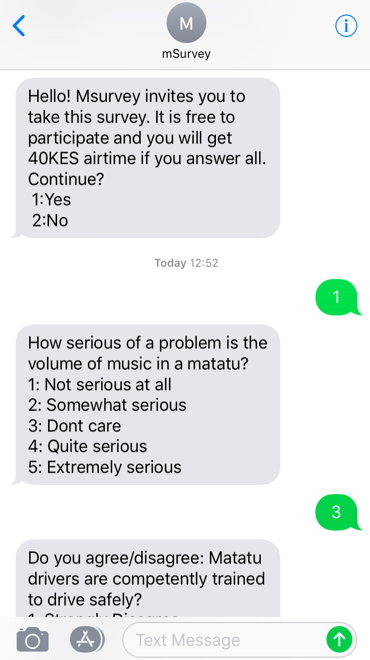 How to improve SMS survey response quality and completion