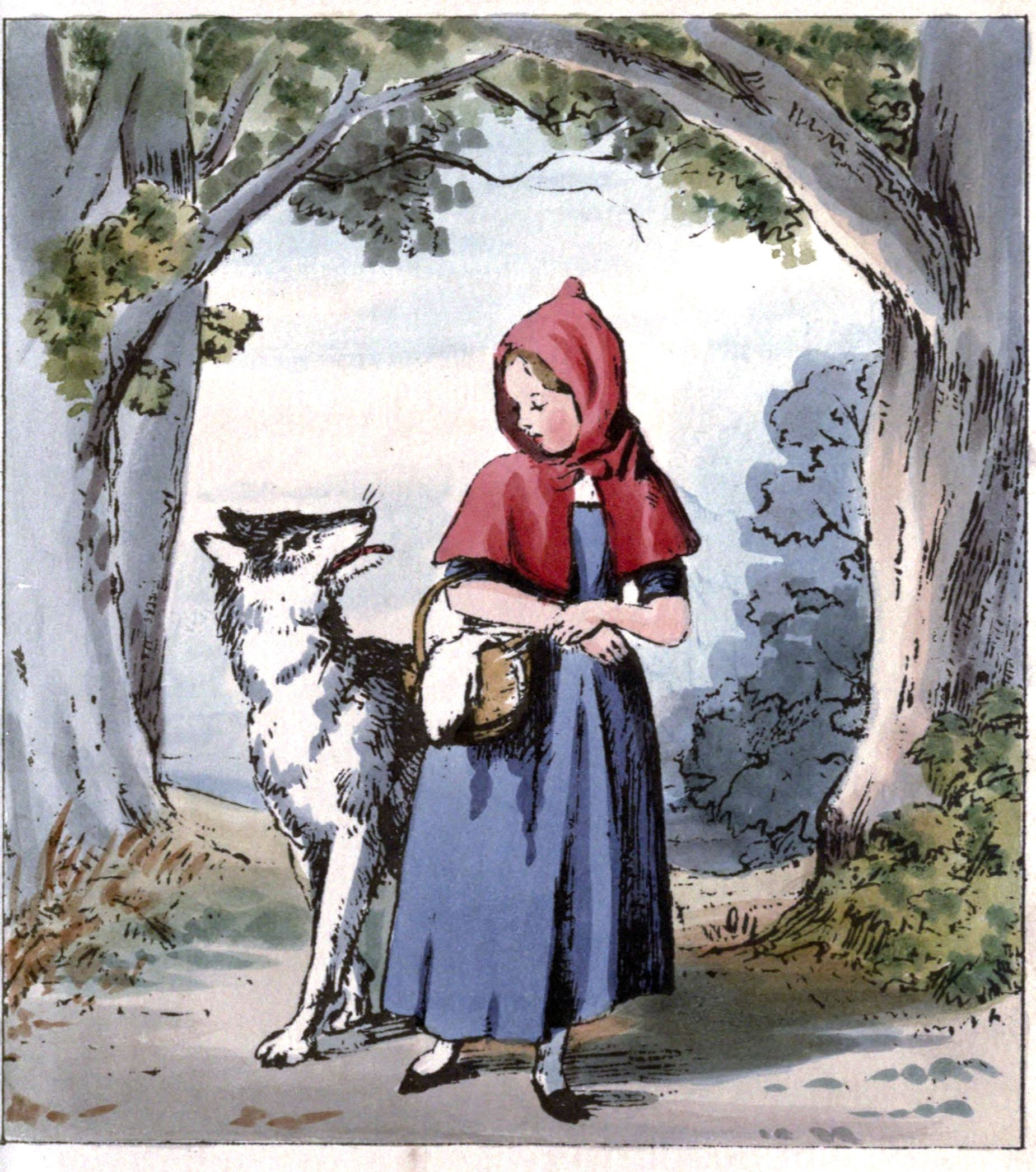 Meet and fuck red riding hood