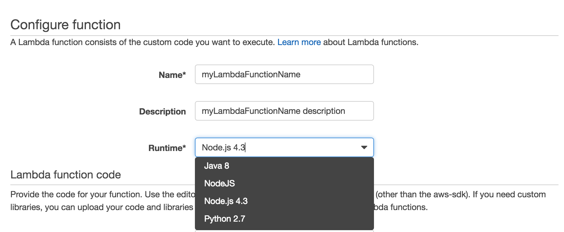 Video content generated solution with AWS Lambda - Federico