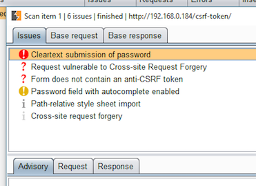 Bypassing CSRF tokens with Python's CGIHTTPServer to exploit