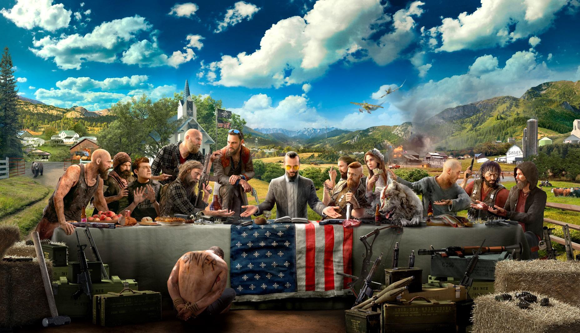 Review Far Cry 5 Venture To Montana And Take On A By Freakyjp Tasta
