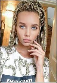 Box Cornrows Braids White Girl By Black Kitty Family Medium