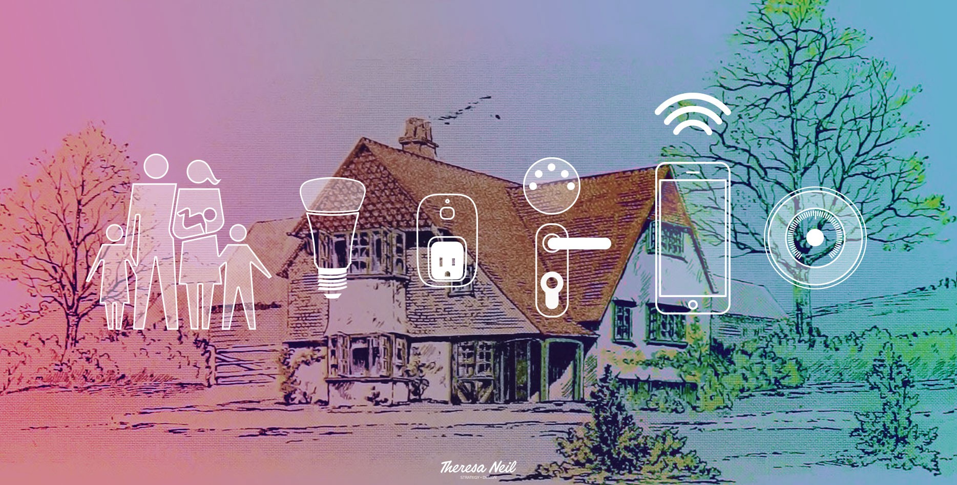 The Future Of People In Connected Homes By Sandy Martinuk Strategy Design Medium
