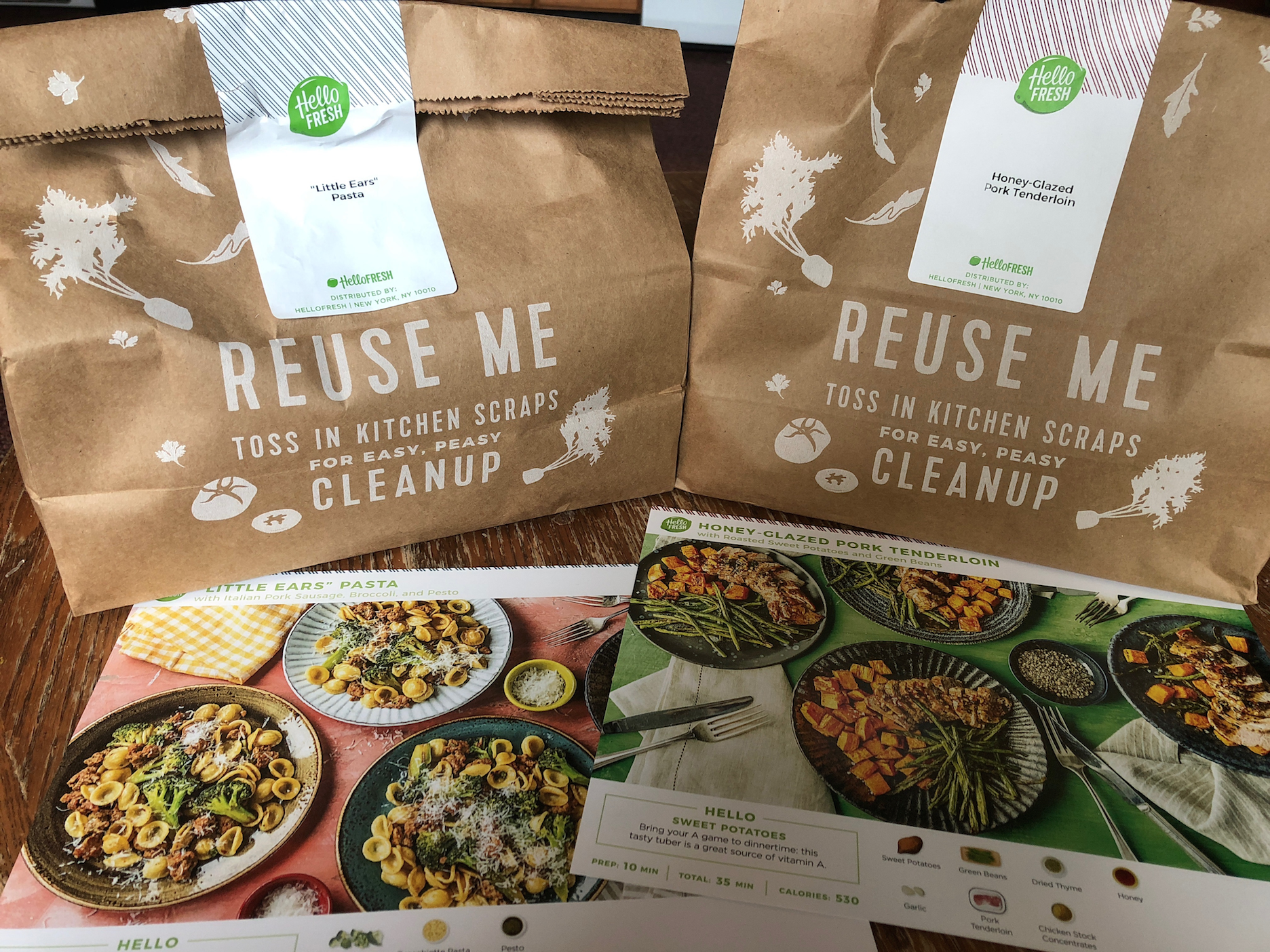 The Greatest Guide To Hello Fresh Packaging