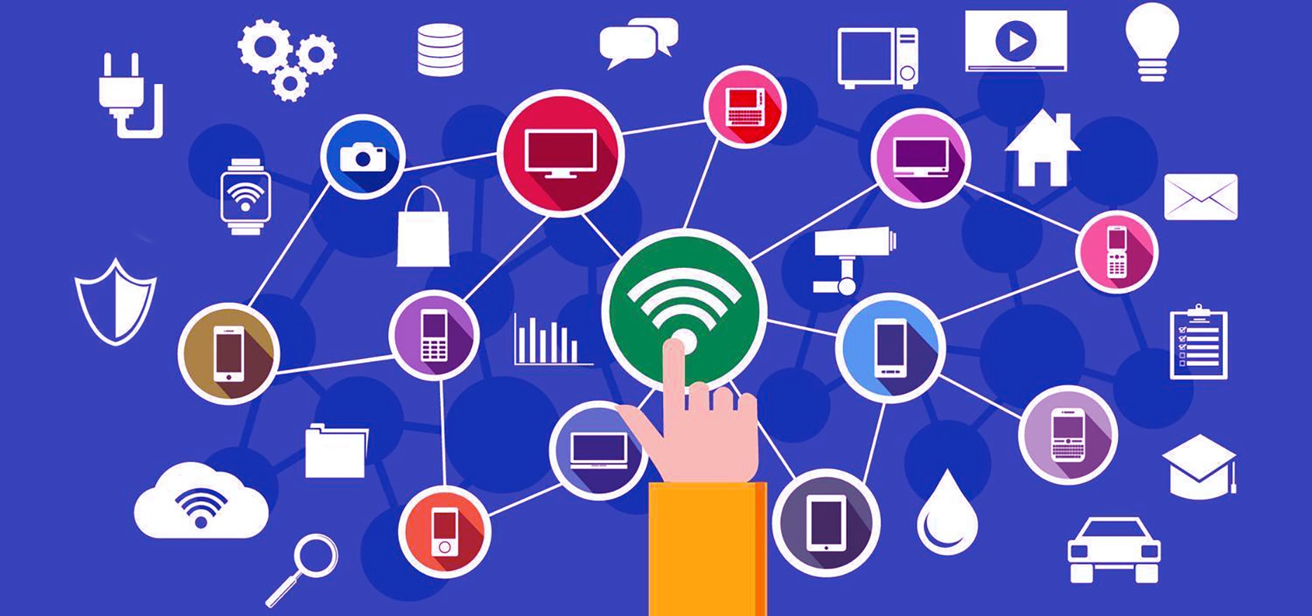 Implications of the IoT Connectivity Binge: Convenient, threatening,  magical and likely to significantly diminish civil liberties   by Janna Q.  Anderson   Medium