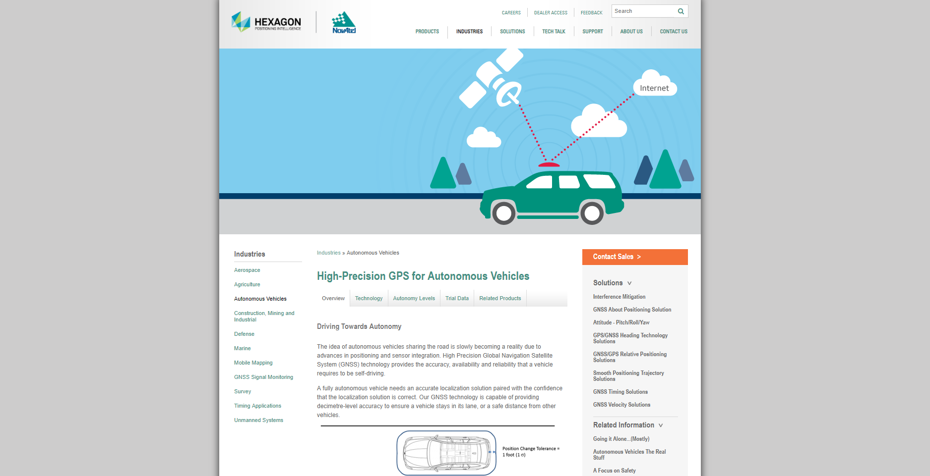 Top 7 Navigation and Mapping Software Development Companies