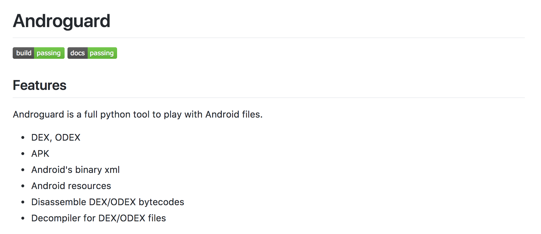 15+ Tools for Bulletproof Android App Security - Aritra's