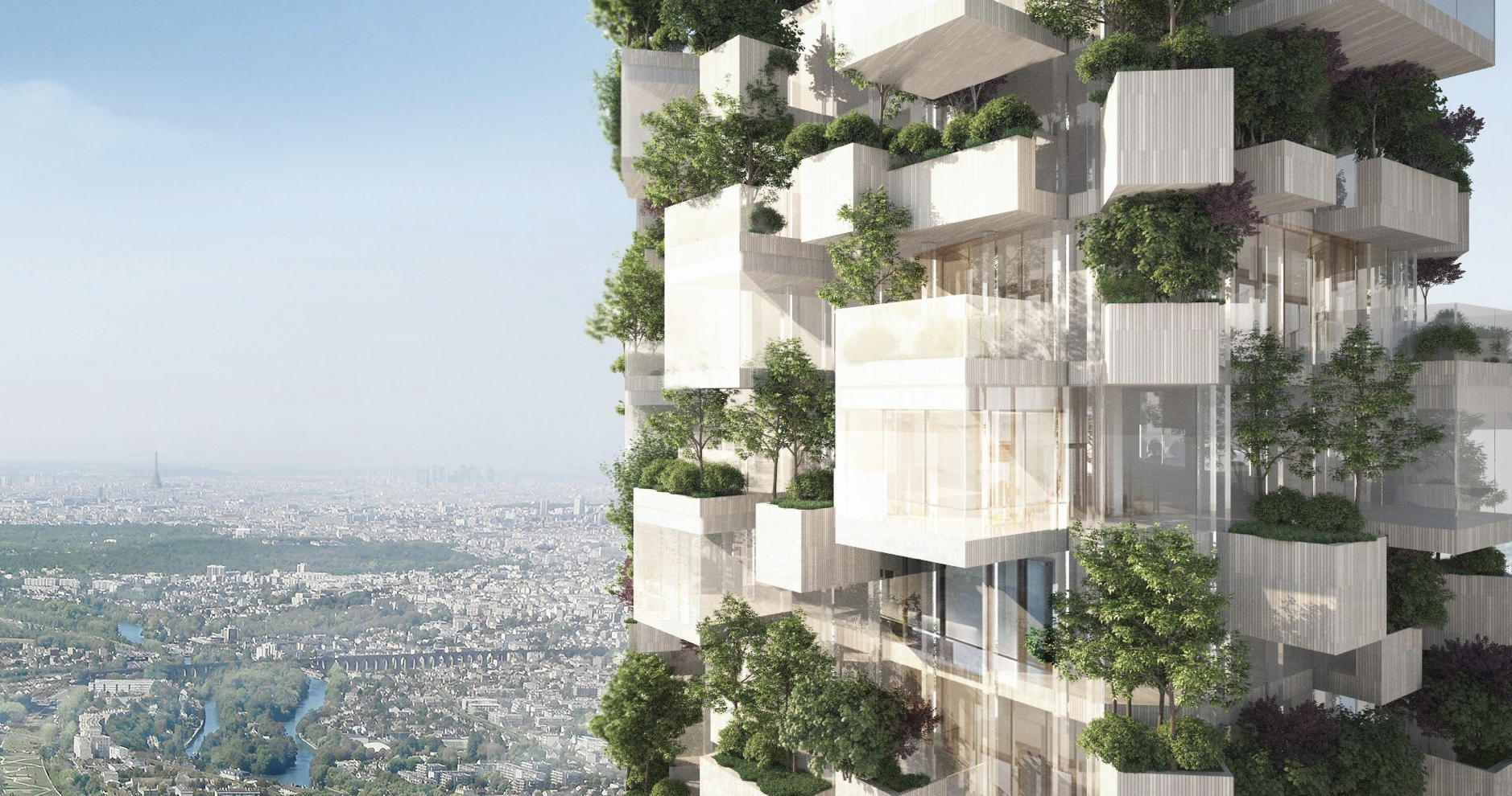 Sustainable architecture: The beauty behind energy