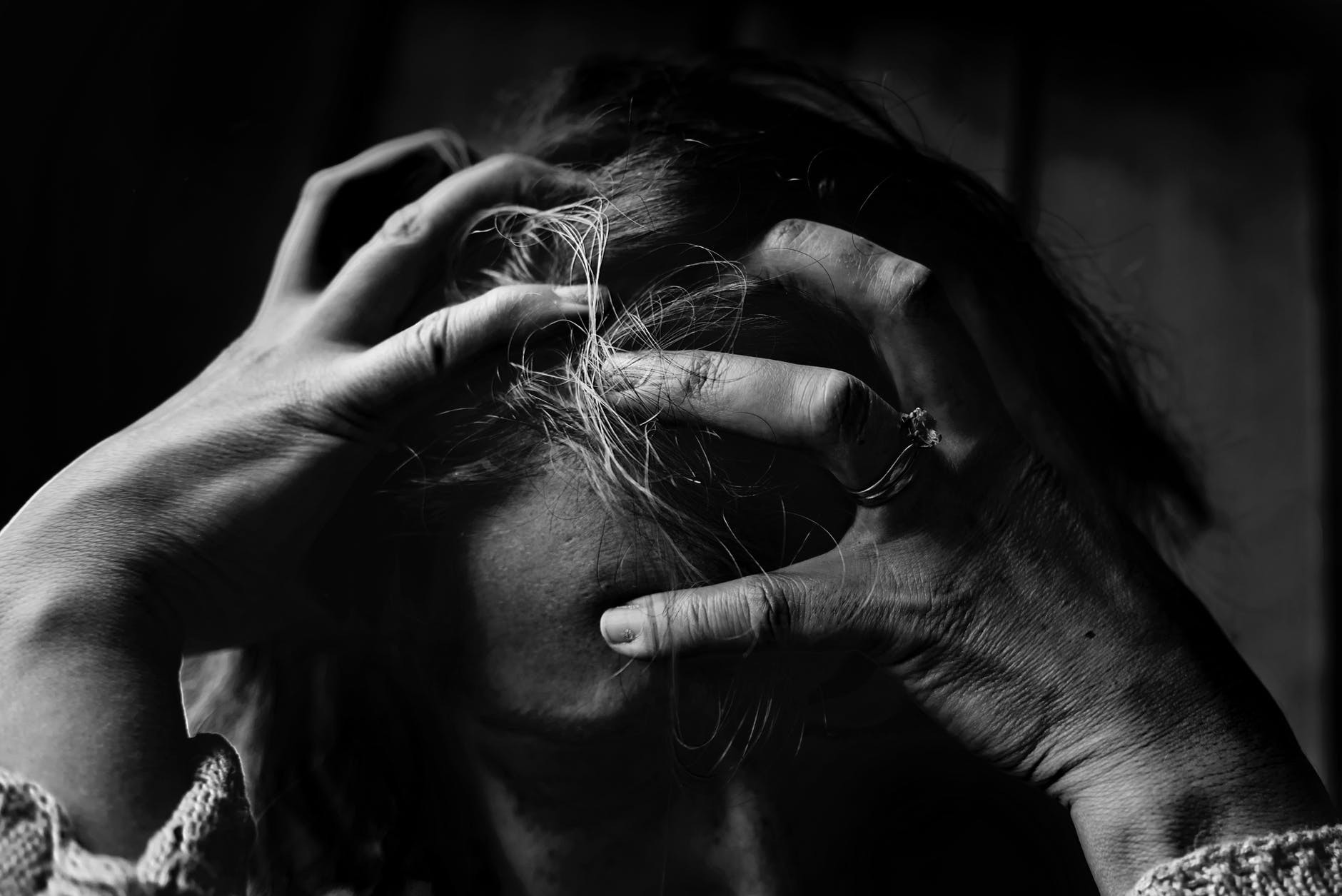 Cortisol is also known as the stress hormone Photo by Kat Jayne from Pexels