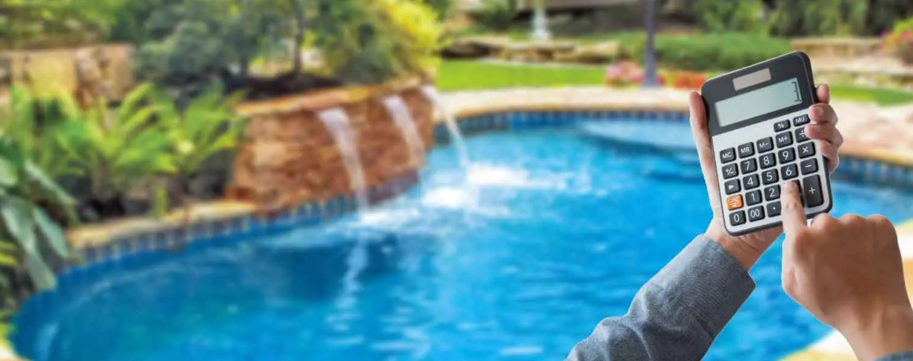 Go to PoolCost.com to find out what a pool will cost.