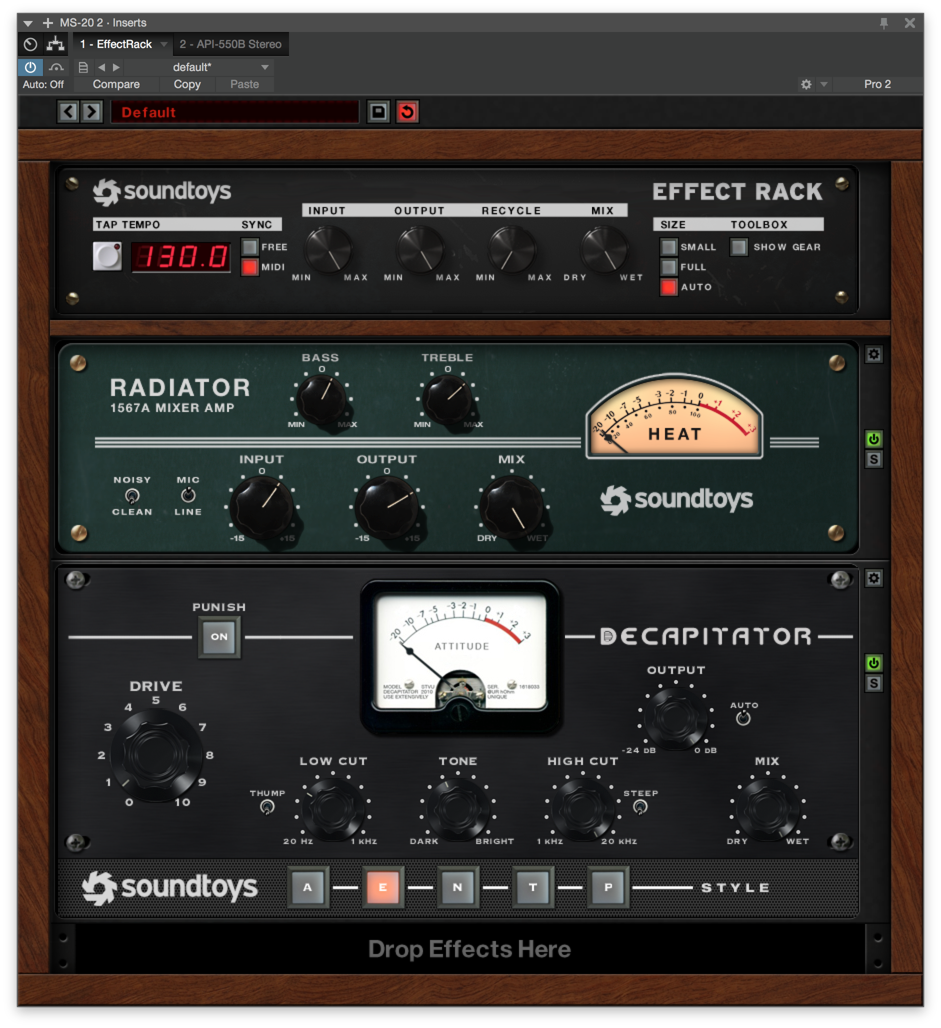 Reproducing Neve tones with SoundToys - David Lilja - Medium