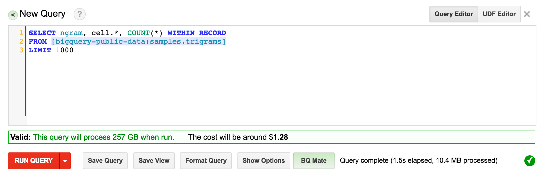 How to take control of your BigQuery costs - Doctusoft - Medium
